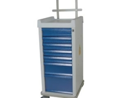 Harloff MRN7K-MAN MR-Conditional Anesthesia Cart