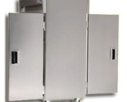 Aegis Scientific 1-RP-78 78 cf Pass Through Refrigerator Hinged Solid Door
