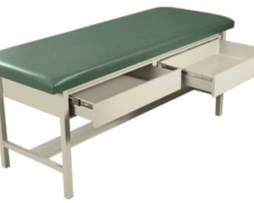 UMF Medical 5585 H-Brace Treatment Table Drawers