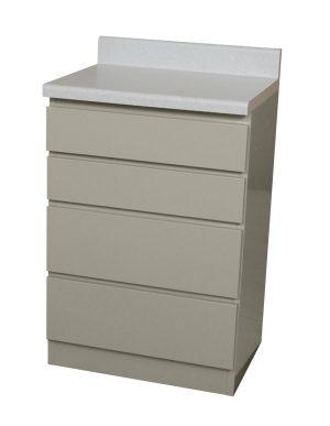 umf medical 6004 modular base cabinet 4 drawer summit surgical. Black Bedroom Furniture Sets. Home Design Ideas