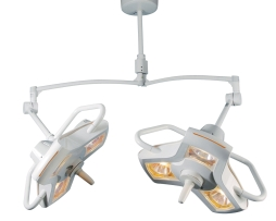 Philips Burton A100DC Minor Procedure Surgical Light