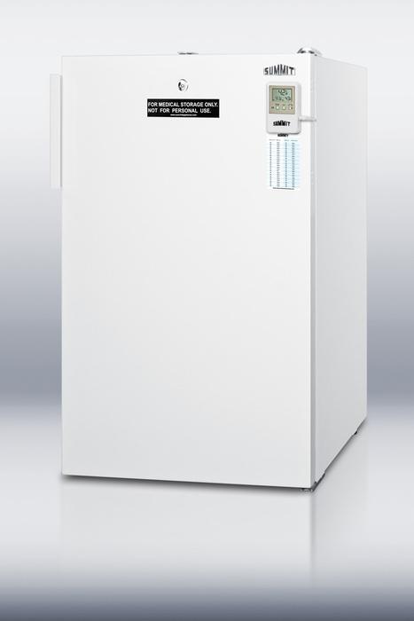 Summit Ff511lmed Undercounter 4 1 Cf Medical Refrigerator