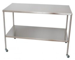 UMF Medical SS8008 Stainless Steel Instrument Table
