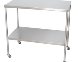 UMF Medical SS8010 Stainless Steel Instrument Table