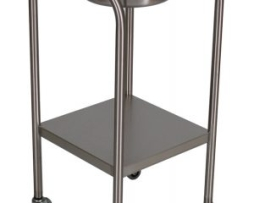 UMF Medical SS8365 Stainless Steel Single Basin Stand