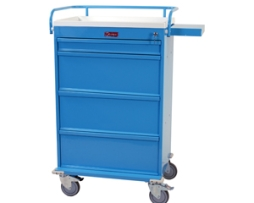 Harloff VLT150MOT Medicine on Time Medication Cart