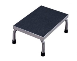 UMF SS8374 Stainless Steel Foot Stool One Step