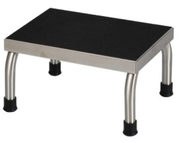 UMF SS8376 Stainless Steel Foot Stool One Step