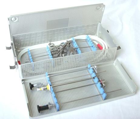 SteriPack 2000-100-004 Endoscopy Scope Sterilization Tray