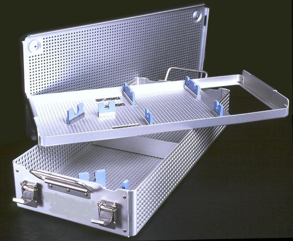 Steripack 2000 100 005 Endoscopy Camera Sterilization Tray