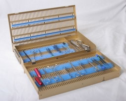 SteriPack 2000-100-024 Microsurgical Case Sterilization Tray