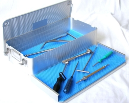 SteriPack 2000-100-029 Surgical Case Sterilization Tray