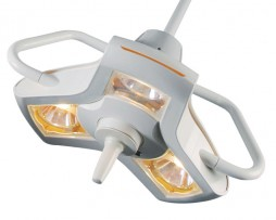 Philips Burton Medical A200DC AIM OR Medical Surgical Operating Light Double Ceiling Mount