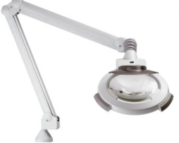Philips Burton EM60W Epic Magnifier Wall Table Mount