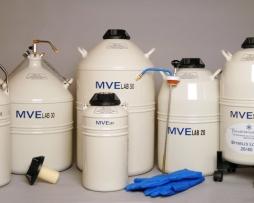 Brymill 501-10 Storage Dewars 10 Liter