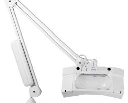 Philips Burton Medical WM50W Wave Plus Fluorescent Magnifier Wall Table Mount