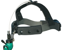 Philips Burton Medical XN10H XenaLux Headlamp with Polymer Cable