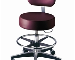Brewer 11001BFR Pneumatic Exam Medical Seating Stools