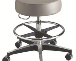 Brewer 11001FR Pneumatic Exam Medical Seating Stools