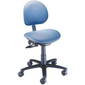 Brewer 21435B Millennium Ergonomic Medical Task Chair