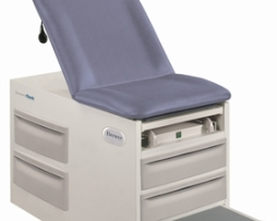Brewer 4001 Basic Exam Power Procedure Table