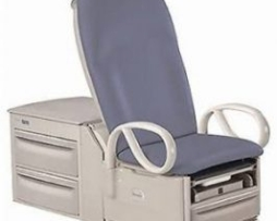 Brewer 6000 Access Pneumatic Back High Low Exam Table