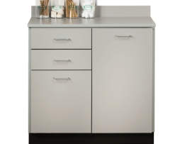 Clinton 8036 Two Doors Two Drawers Base Cabinet