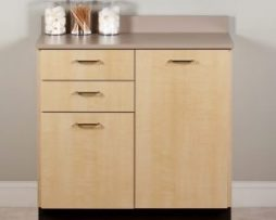 Clinton 8036 Base Cabinet 2 Doors 2 Drawers