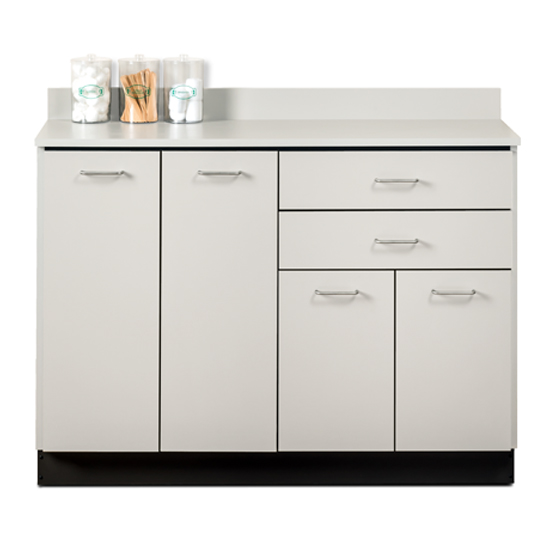 Clinton 8048 Four Doors Two Drawers Base Cabinet On Sale