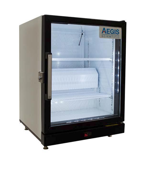 Aegis 2 R 4 4 Cf Medical Vaccine Refrigerator Summit