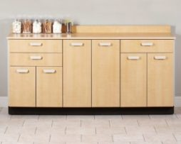 "Clinton 8072 Base Cabinet 72"" Long"