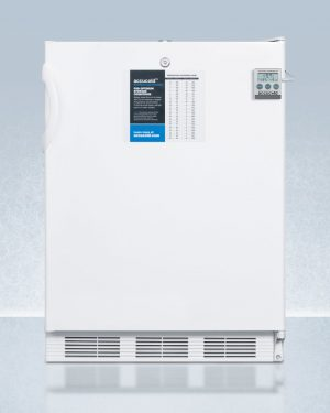 Summit CT66LPLUS2ADA Undercounter Medical Refrigerator Freezer