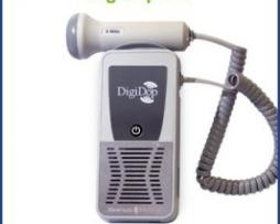 Newman Medical DD-300-D3W Handheld Waterproof Doppler