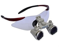 LW Scientific LPM-P35S-3307 Premium Short Loupes