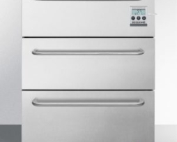 Summit SP6DSSTB7MEDDT Medical 3 Drawer Refrigerator