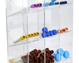 Unico 52300 Laboratory Tube Organizer Dispenser