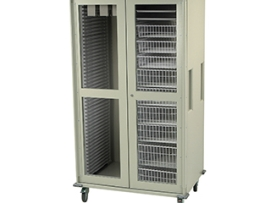 Harloff MS8140DRCATH-3 Catheter Medical Storage Cart