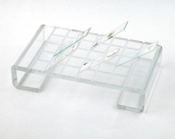 Unico 91400 Laboratory 30 Slide Drying Rack