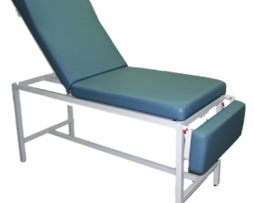 UMF 5570 H-Brace Treatment Table Air Spring Assist Backrest