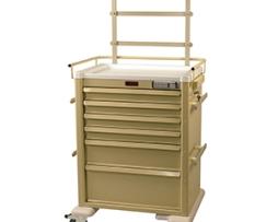 Harloff AL809E6-ANS2 Universal Line Anesthesia Cart