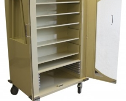 Harloff MS-SUTURE2-K Suture Storage Cart