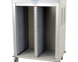 Harloff MS6140 Medical Storage Cabinet Double Column