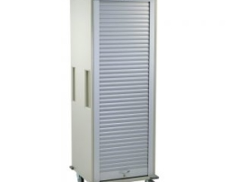 Harloff MS8128 Single Column Medical Storage Cart