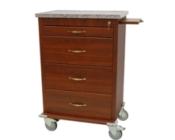 Harloff WV6520-CM Wood Vinyl Treatment Cart