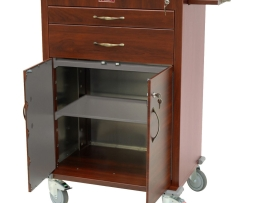Harloff WV6200-CM Wood Vinyl Treatment Cart