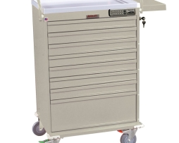 Harloff VLT216EBOX Value Line Unit-Dose Medication Cart
