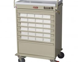 Harloff VLT24EBIN5 Value Line Med Bin Cart