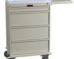 Harloff VLT360PC Medication Cart Value Line Punch Card