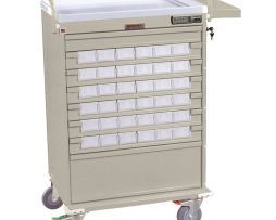 Harloff VLT36EBIN3 Value Line Med-Bin Cart