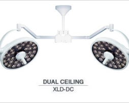 Bovie XLD-DC Double Ceiling MI 1000 Minor Surgery LED Light